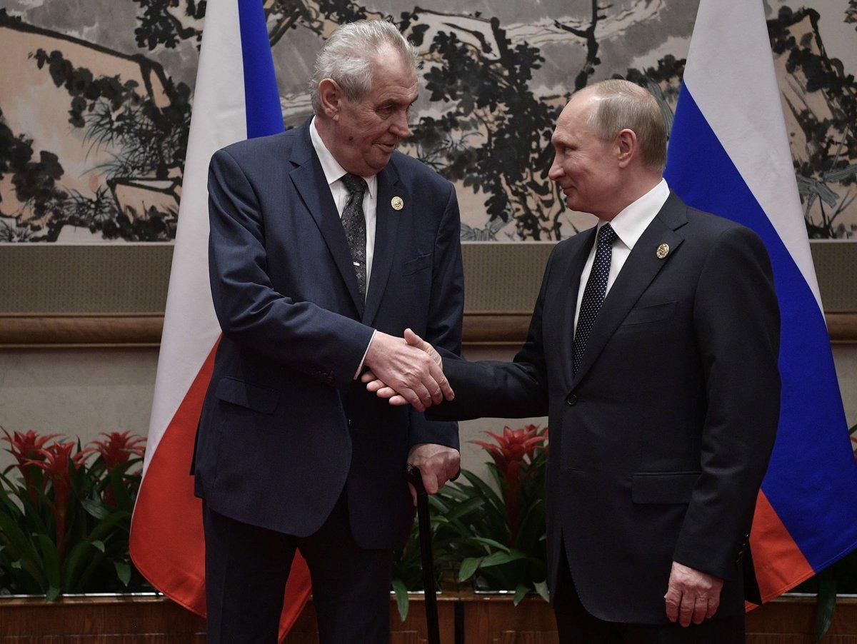 Česká pozícia voči Rusku Markéta Krejčí TASR AP