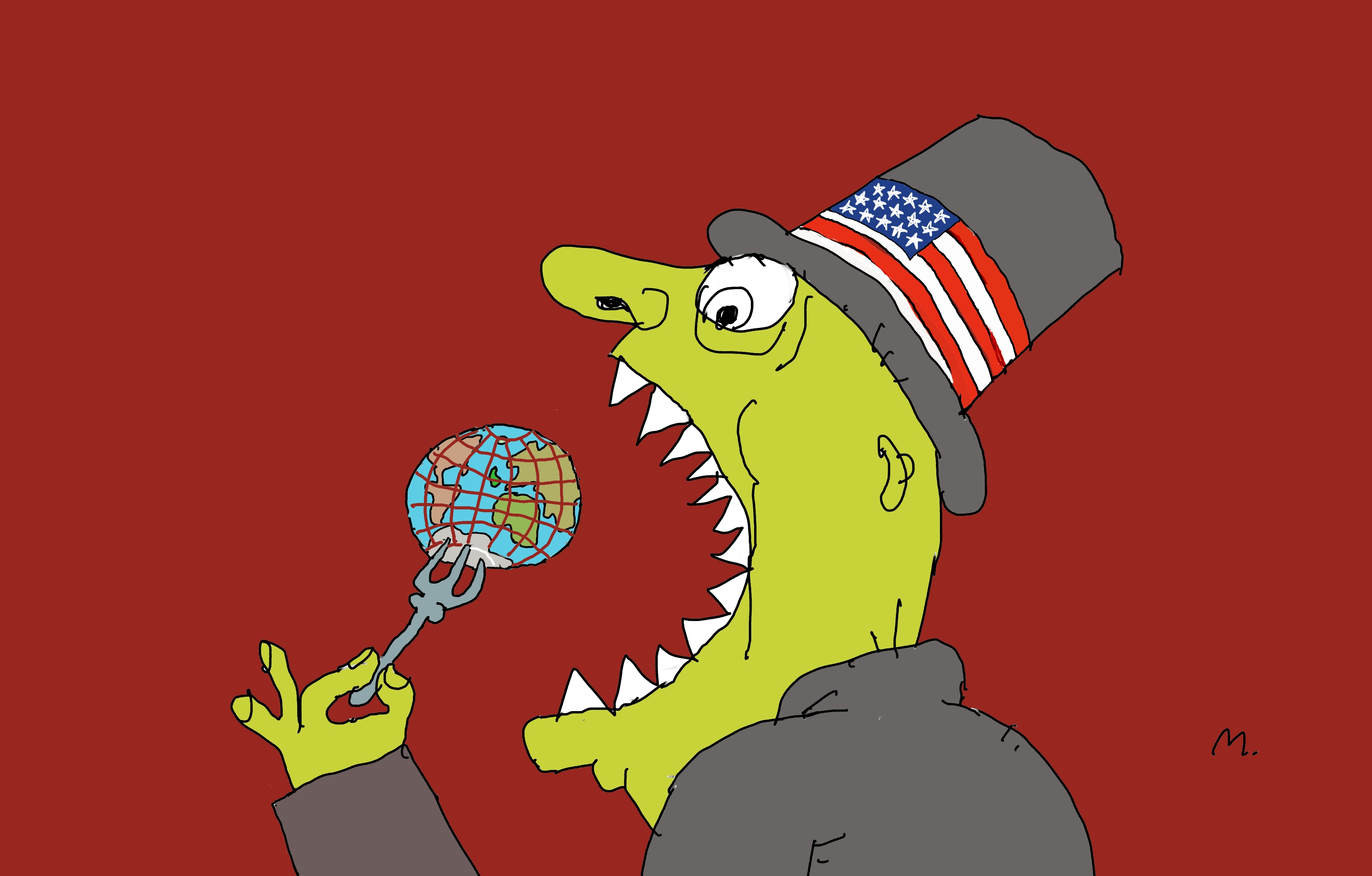 Dusan Fischer - Myty o Amerike_FINAL (kresba Miki Sliacky)