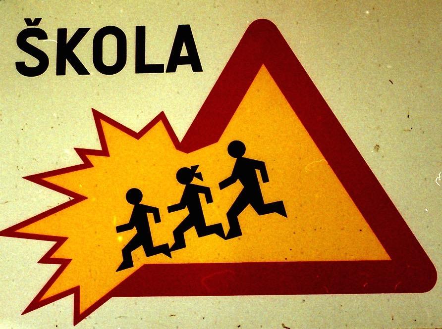 Jana Polacikova - Slovenské deti v školách nie sú ani konkurencieschopné, ani šťastné Thomas Bristow Flickr (1)