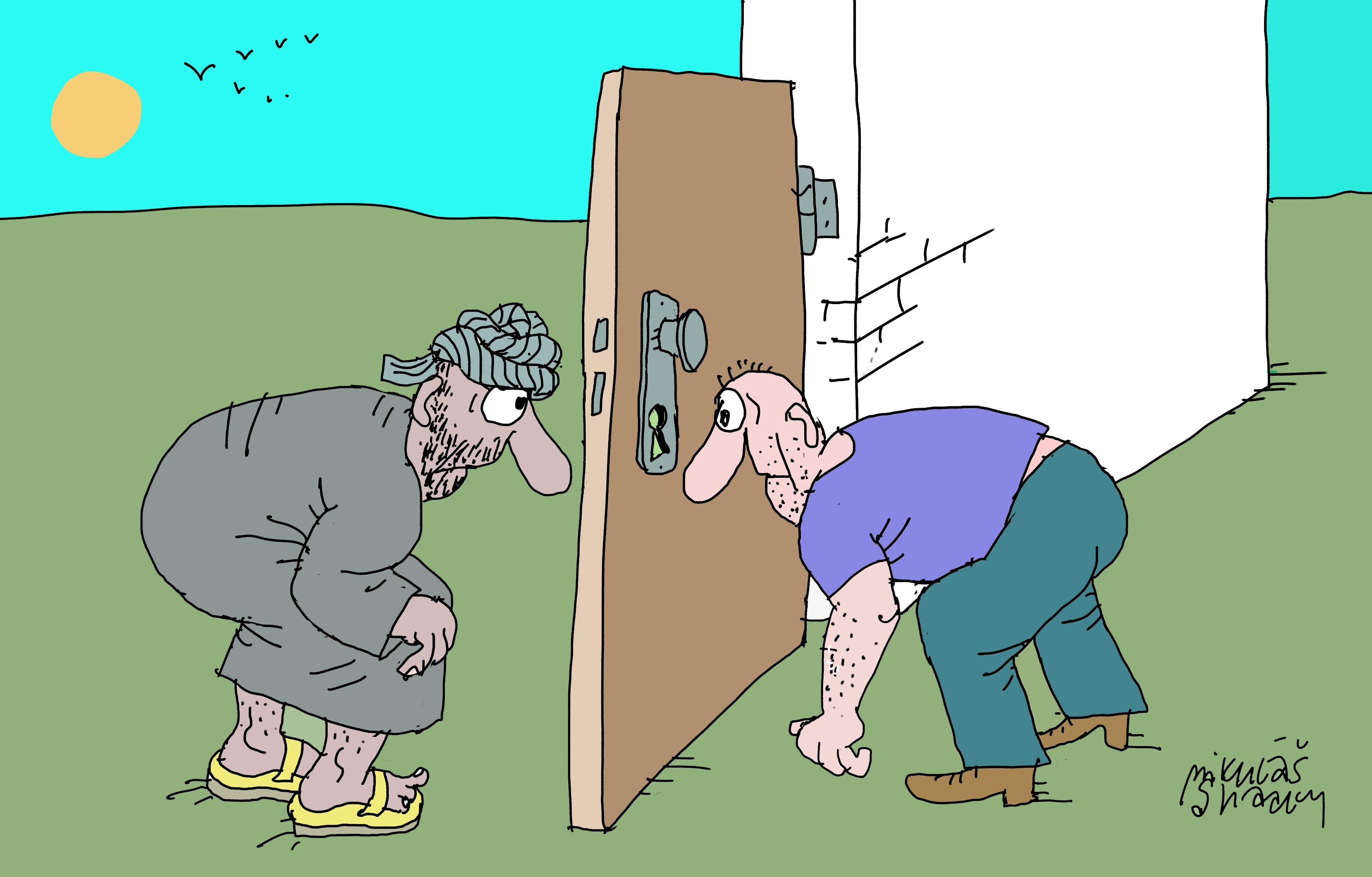 Jozef Lenc a Salah Mehager - Myty o islame a moslimoch_FINAL (kresba Miki Sliacky)